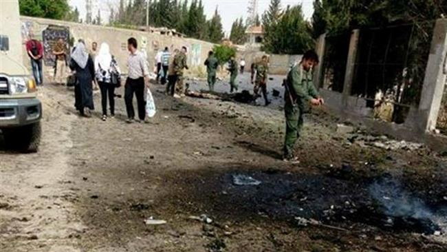 Photo of 4 civilians dead as blasts hit Syria's Homs, Damascus