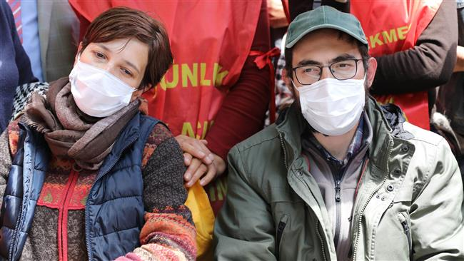 Photo of Striking Turkish teachers face 20 years in jail