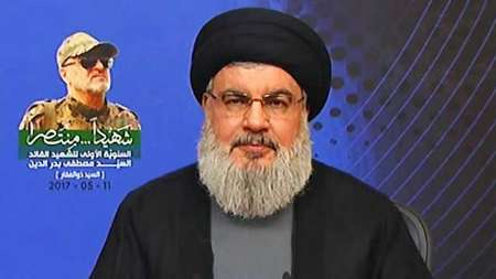 Photo of Sayyed Nasrallah: Project 'Greater Israel' failed