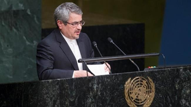 Photo of Iran UN ambassador: Women worst affected by Middle East crises