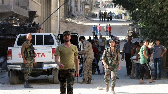 Photo of Refugees begin returning to freed villages in Aleppo