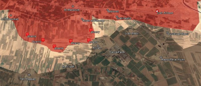 Photo of New push by Syrian Army in ISIL's heartland scores important victories: map