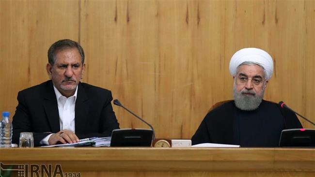 Photo of Rouhani, Jahangiri talk about plans to address terrorism, tourism