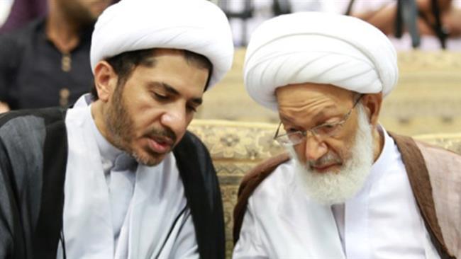 Photo of Sheikh Qassim's trial persecution of Bahraini Shias: Salman