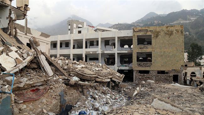 Photo of 3 women killed in zionist Saudi regime rocket attack on NW Yemen