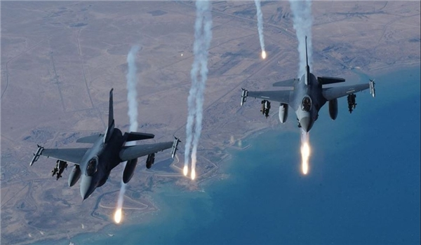Photo of GREAT SATAN US MASSACRES: Tens of Civilians Killed in US-Led Coalition's New Airstrikes in Deir Ezzur