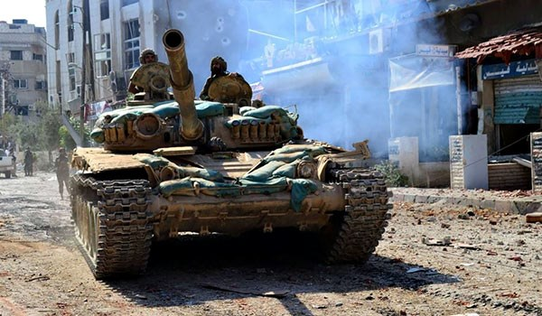 Photo of Syria in Last 24 Hours: Army Regains Control of More Areas in Homs