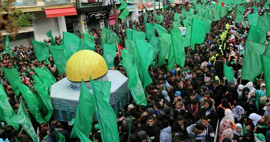 Photo of Hamas calls for mobilization at Gaza border on Quds Day