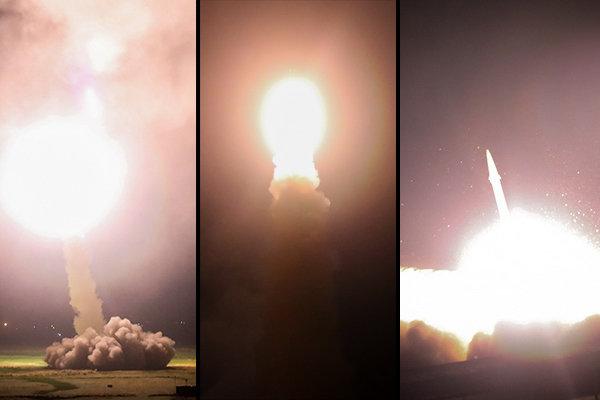 Photo of Iran missile attacks killed over 170 terrorists in Deir Ezzor