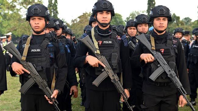Photo of Suspected Daesh terrorists kill Indonesian police