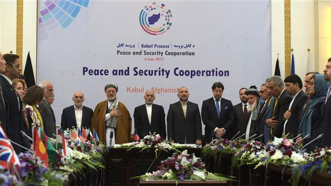 Photo of Kabul hosts multi-nation peace confab amid tight security