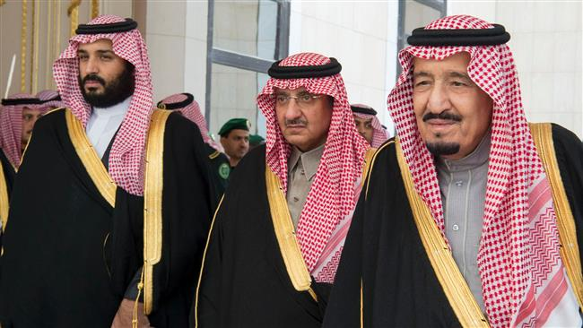 Photo of Ex-Saudi crown prince under house arrest after being sacked