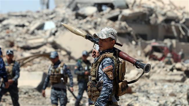 Photo of Iraq to block off border with Syria to Daesh terrorists: Abadi