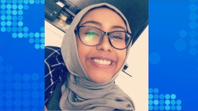 Photo of Muslim girl abducted, murdered in Virginia