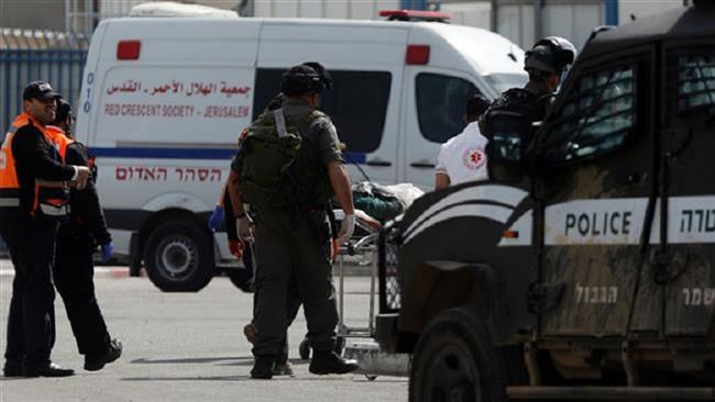 Photo of Rabid zionist regime forces shoot, critically injure Palestinian woman in West Bank