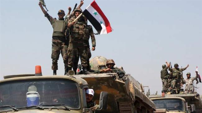Photo of Syrian army crosses into Raqqah province, captures two villages