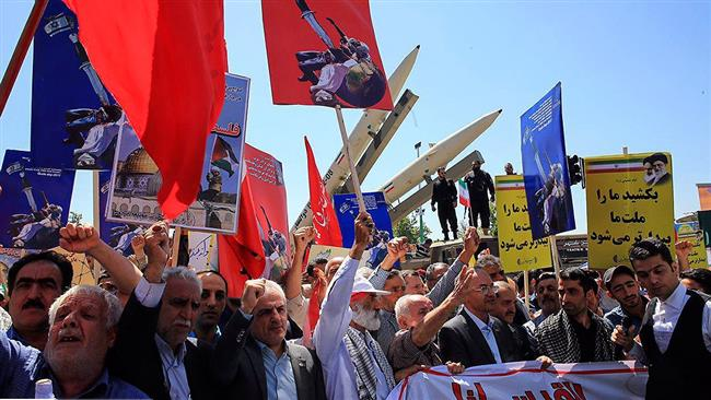 Photo of Iran, world countries mark Quds Day with rallies