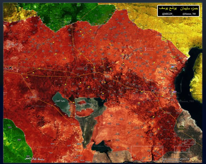 Photo of ISIS collapses as Syrian Army closer to encircle major terrorist stronghold