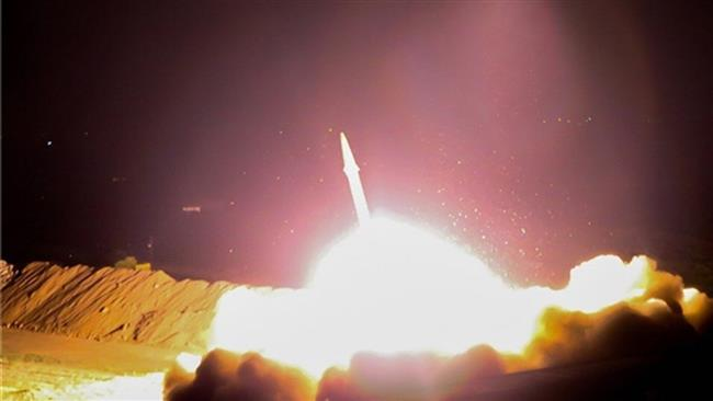 Photo of Iran shows strong hand with strike + impact video