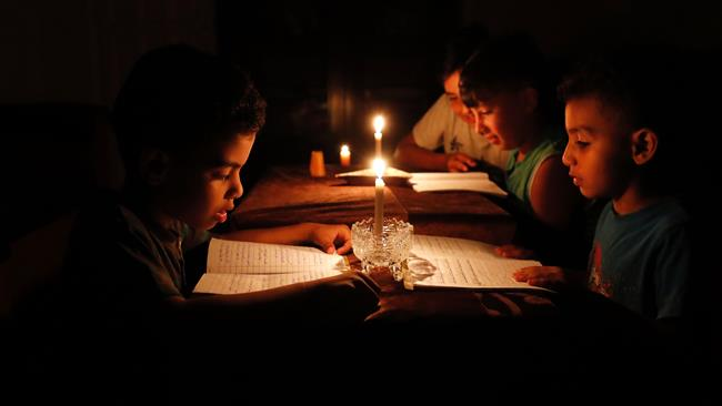 Photo of UN, rights groups slam zionist regime's Gaza power plan