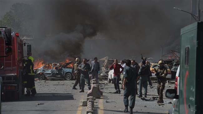 Photo of 'Kabul bombing result of US invasion of Afghanistan'