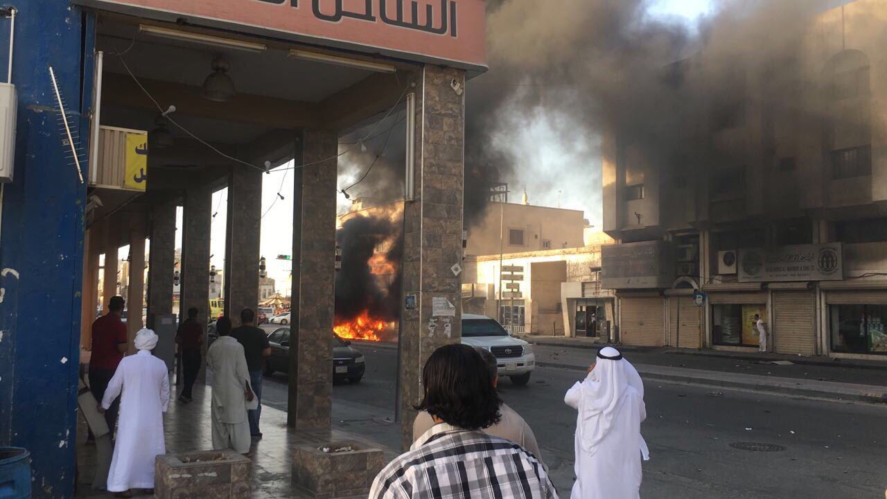 Photo of Enemy of Islam Saudi Authorities Claim Qatif Blast