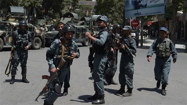 Photo of Bomber attacks police compound near Iraq Embassy in Kabul