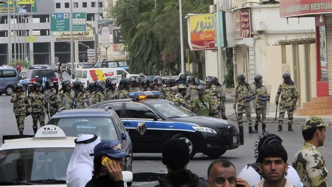 Photo of Zionist Saudi using Canadian armored vehicles in crackdown on Shia Muslims: Report
