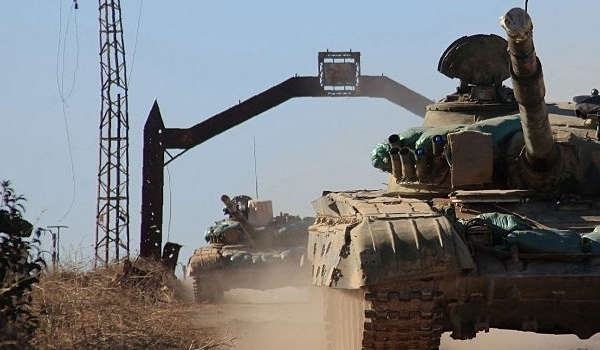 Photo of ISIL Withdraws from More Positions under Heavy Attack of Syrian Army in Raqqa