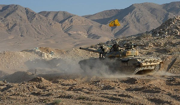 Photo of Terrorists Control Less than 10sq/km of Area in Arsal, Hezbollah on Verge of Great Victory