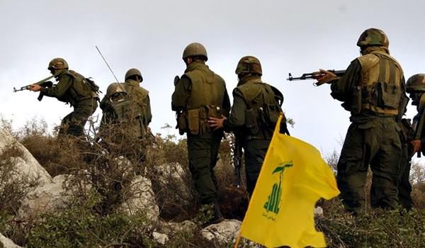 Photo of Hezbollah Winding up Battle against Terrorists in Mountainous Region at Lebanon-Syria Border