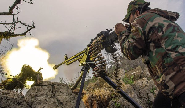 Photo of Syria in Last 24 Hours: Army Purges Terrorists from More Regions in Damascus Countryside