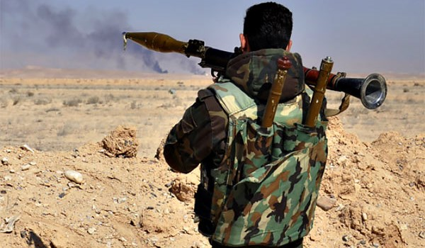 Photo of Syrian Army Deploys 70km away from Deir Ezzur City