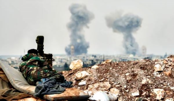 Photo of Terrorist Centers Receive Severe Blow in Syrian Army Attacks in Hama