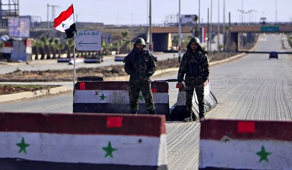 Photo of Syrian Soldiers Restore Sustainable Security to Hama-Aleppo Road