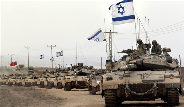 Photo of Terror Regime israel Army Ready to Enter Southern Syria with ISIL Assistance