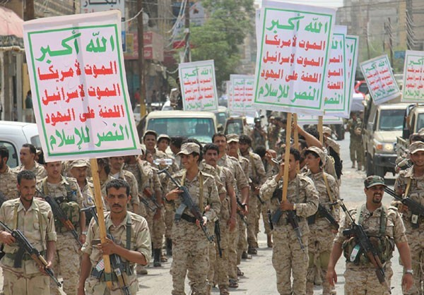 Photo of Photos- Yemeni Fighters Gather to Express Support for War against Saudi Aggression