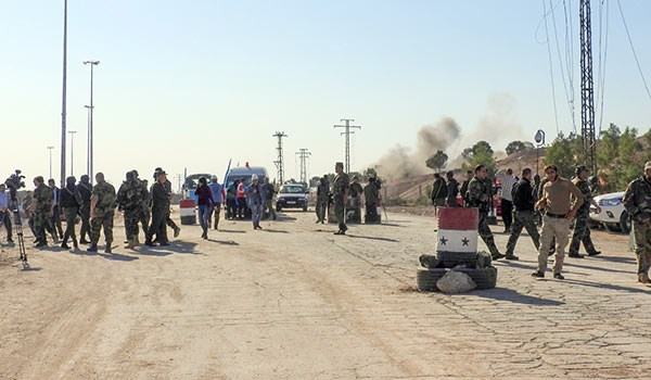 Photo of Syrian Army Opens up Safe Humanitarian Corridors in Raqqa