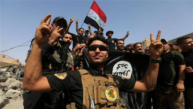 Photo of Iran def. min., SNSC chief hail full liberation of Iraq's Mosul