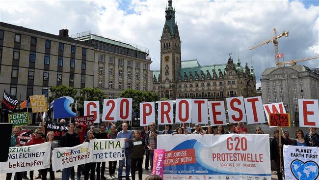Photo of Germany's Hamburg braces for protests ahead of G20 summit