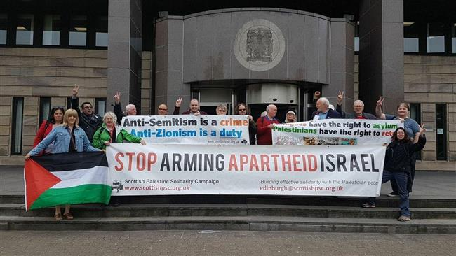 Photo of Opposing Zionism not racism: Scottish court rules