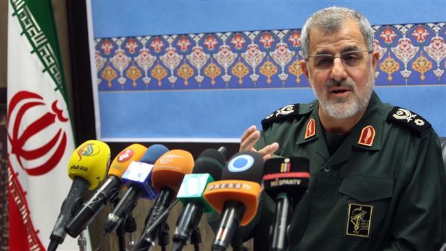 Photo of Fighting terrorists not limited to Iran's borders: : IRGC commander