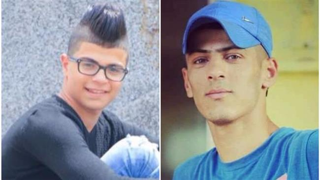 Photo of Zionist forces kill 2 young Palestinians in raid on Jenin refugee camp