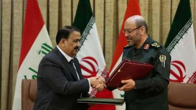 Photo of Iran, Iraq sign MoU to boost defense, military cooperation