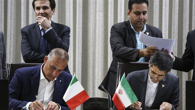 Photo of Italy, Iran sign $1.3 billion high-speed rail deal