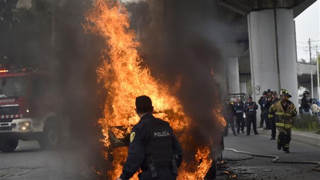 Photo of Month of violence kills over 2,200 in Mexico amid drug war