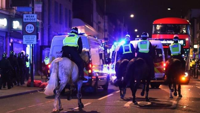 Photo of Protests near London over death of black man after police chase