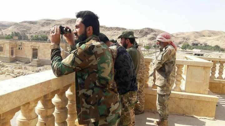 Photo of Syrian Army recaptures more villages en route to Deir Ezzor