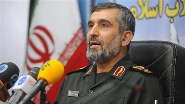 Photo of Iran self-sufficient in producing missiles, drones, smart bombs: IRGC commander