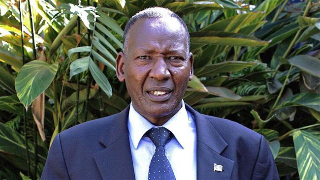 Photo of Kenyan interior minister dies in hospital